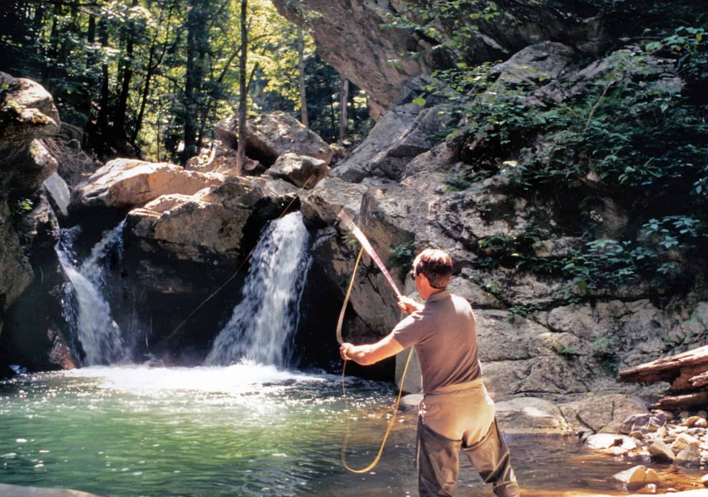 Fishing– Bath County is home to some of the most pristine mountain trout streams in Virginia and is a beloved haven for anglers.