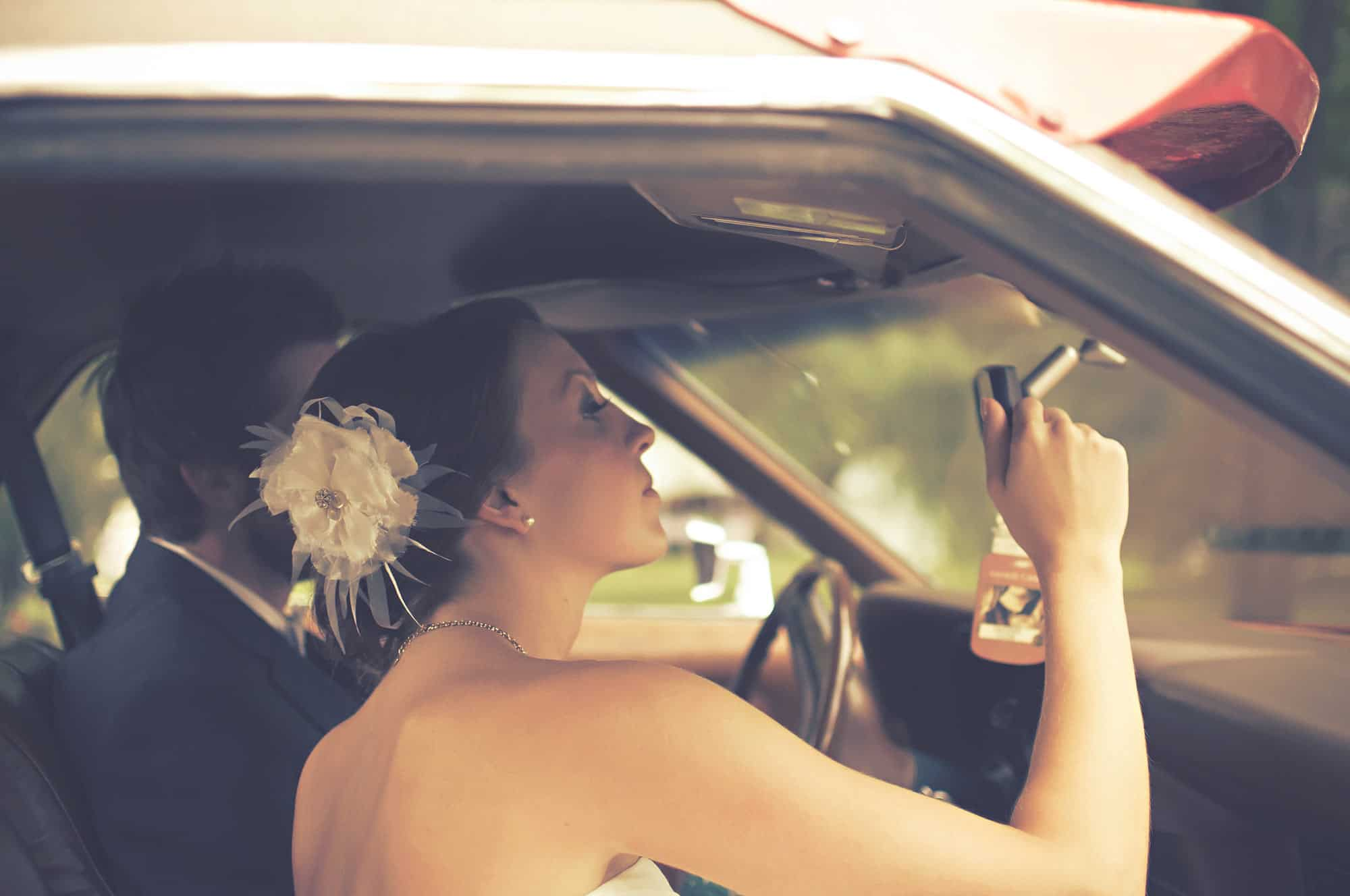 boss-fight-free-stock-images-photos-photography-wedding-couple-mirror-car